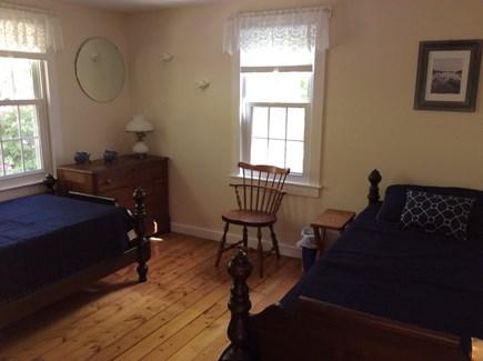 Wellfleet Cape Cod vacation rental - Twin Bedroom on second level