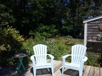 Eastham Cape Cod vacation rental - Perfect place to enjoy your coffee, good book or the quiet.