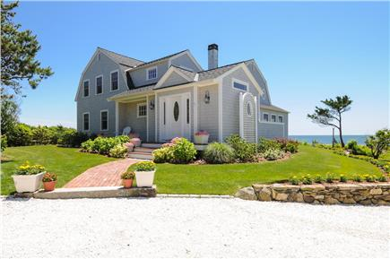 West Hyannis Port Cape Cod vacation rental - Front view of home