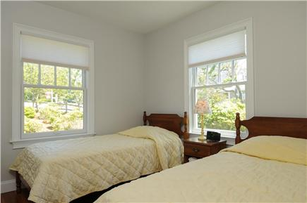 West Hyannis Port Cape Cod vacation rental - Bedroom  2 twins first floor