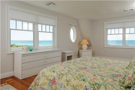 West Hyannis Port Cape Cod vacation rental - King bedroom with ocean view