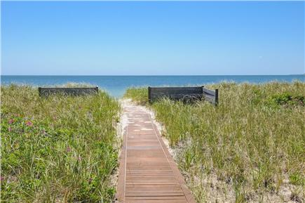 West Hyannis Port Cape Cod vacation rental - Path to private beach