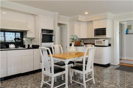 West Hyannis Port Cape Cod vacation rental - Eat in kitchen