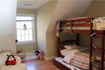 Harwich Cape Cod vacation rental - Bunkbed with trundle