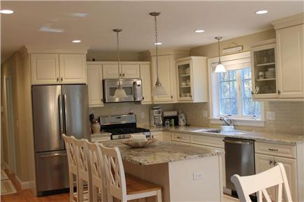 Harwich Cape Cod vacation rental - Bright and Sunny Kitchen