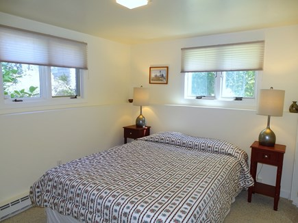 Truro Cape Cod vacation rental - Queen bedroom on lower level