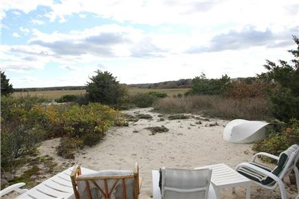East Sandwich Cape Cod vacation rental - View of Tidal Marsh
