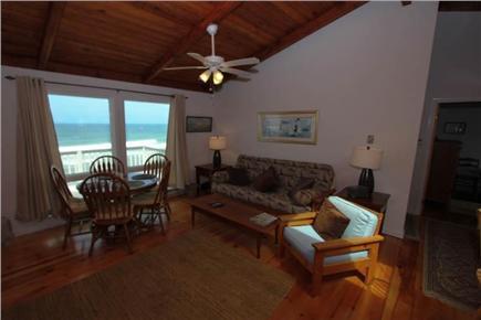 East Sandwich Cape Cod vacation rental - Living Room w/ Views