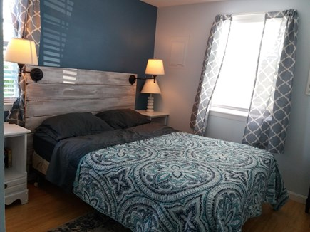 Sandwich Cape Cod vacation rental - Downstairs Bedroom with queen bed