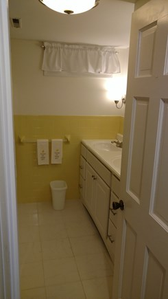 Chatham Cape Cod vacation rental - Full bathroom.  Double sinks.