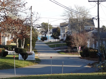 Mashpee, Popponesset Cape Cod vacation rental - Private beach is steps away
