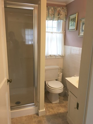 Chatham Cape Cod vacation rental - Bathroom, there is also an outdoor shower.