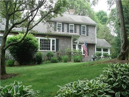 Barnstable Cape Cod vacation rental - The Coffey House is set on 2 acres & conveniently fronts on Rt 6A