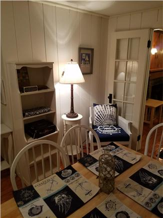 Dennisport Cape Cod vacation rental - Grab your favorite book and relax in the reading nook