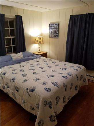 Dennisport Cape Cod vacation rental - A queen bed, large dresser w/ mirror and 2 nightstands
