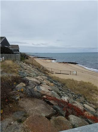 Dennisport Cape Cod vacation rental - Sea Street beach is a half a mile away a 10-15 min walk.