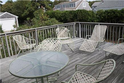 Harwich Port Cape Cod vacation rental - Deck