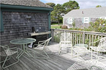 Harwich Port Cape Cod vacation rental - Grill