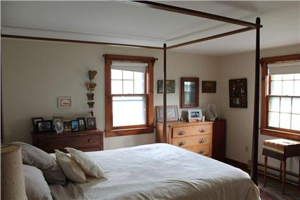 Harwich Port Cape Cod vacation rental - Master bedroom