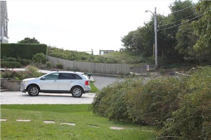 Harwich Port Cape Cod vacation rental - View from Driveway to Private Association Beach