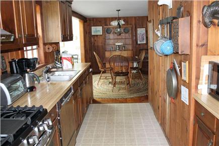 Harwich Port Cape Cod vacation rental - Kitchen to Dining Area