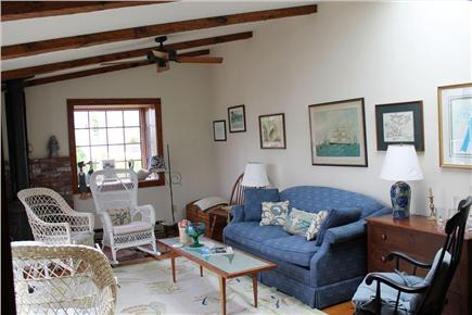 Harwich Port Cape Cod vacation rental - Sunroom