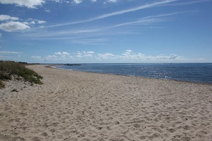Falmouth, Belmar Cape Cod vacation rental - Short walk to the private association beach on Nantucket Sound.