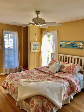 Popponesset Cape Cod vacation rental - First floor double bed
