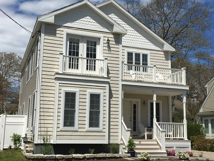 Popponesset Cape Cod vacation rental - House front