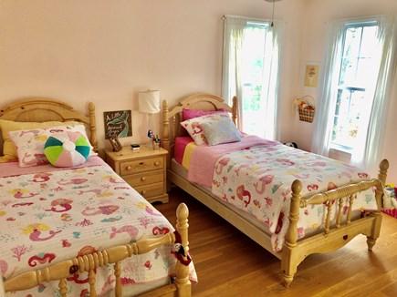 Mashpee, Popponesset Cape Cod vacation rental - Second floor bedroom two singles