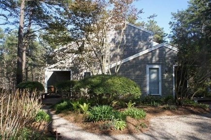 Wellfleet Cape Cod vacation rental - View of house from driveway