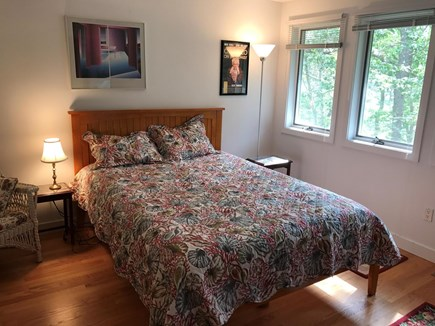Wellfleet Cape Cod vacation rental - First Floor Bedroom 2 - queen bed