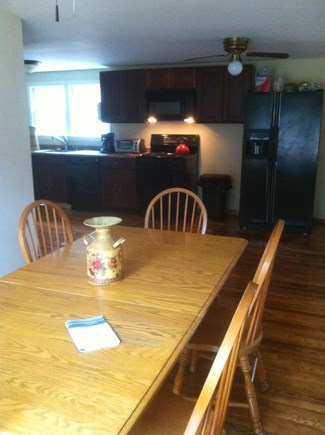 Yarmouth Cape Cod vacation rental - Dining
