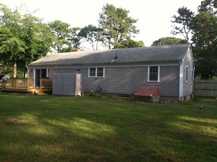 Yarmouth Cape Cod vacation rental - Yard 2