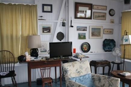 Chatham Cape Cod vacation rental - Sitting room