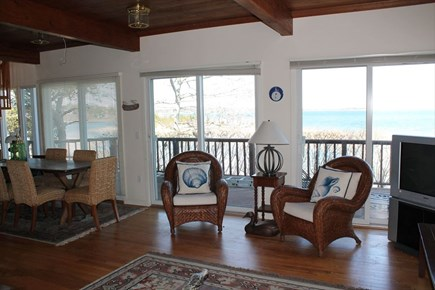 East Harwich Cape Cod vacation rental - Views