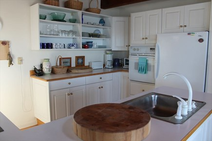 East Harwich Cape Cod vacation rental - Kitchen