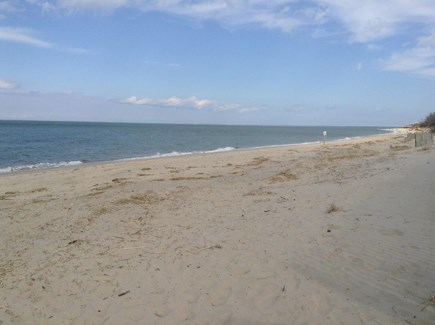 Brewster Cape Cod vacation rental - Breakwater Beach is just a mile away