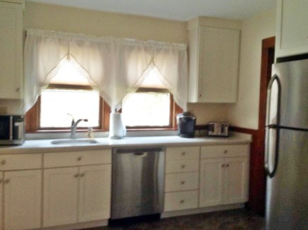 Brewster Cape Cod vacation rental - Kitchen, left side