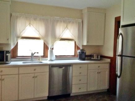 Brewster Cape Cod vacation rental - Kitchen, left side