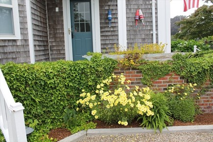 Harwichport Cape Cod vacation rental - Back of House