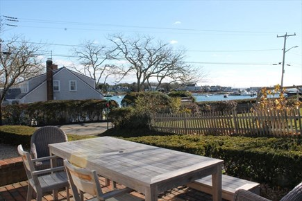 Harwichport Cape Cod vacation rental - Patio