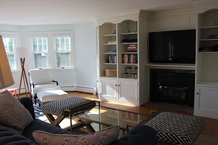Harwichport Cape Cod vacation rental - Living Area