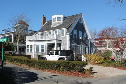 Harwichport Cape Cod vacation rental - Side of House