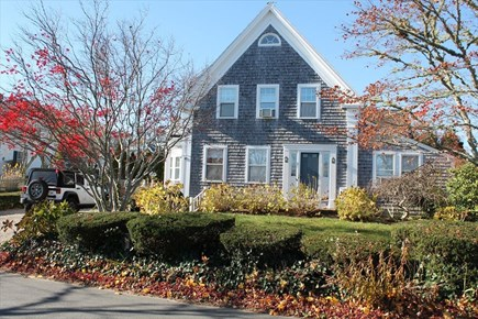 Harwichport Cape Cod vacation rental - Front of House