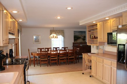 Harwich Cape Cod vacation rental - Kitchen to Dining