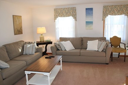 Harwich Cape Cod vacation rental - Living Area