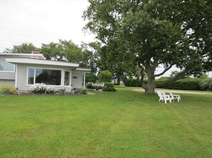 Falmouth Cape Cod vacation rental - Side of House