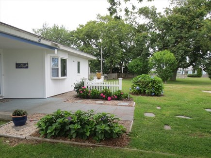 Falmouth Cape Cod vacation rental - Back of House