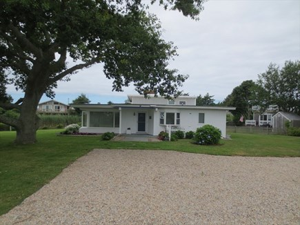 Falmouth Cape Cod vacation rental - Front of House